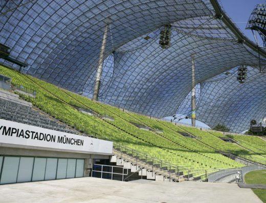 Olympiapark München – Olympiastadion