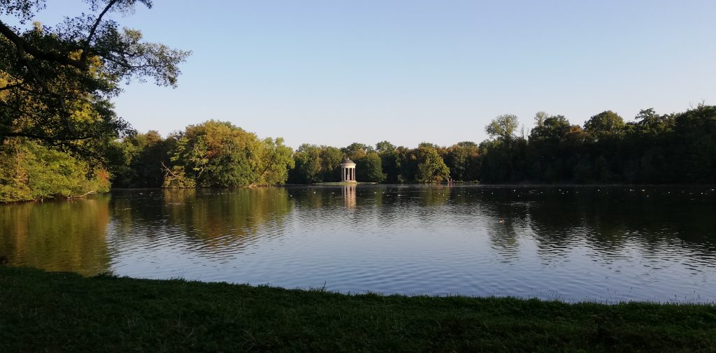 Nymphenburg park, blog, nymphenburg, running, citytourcard munich, munich